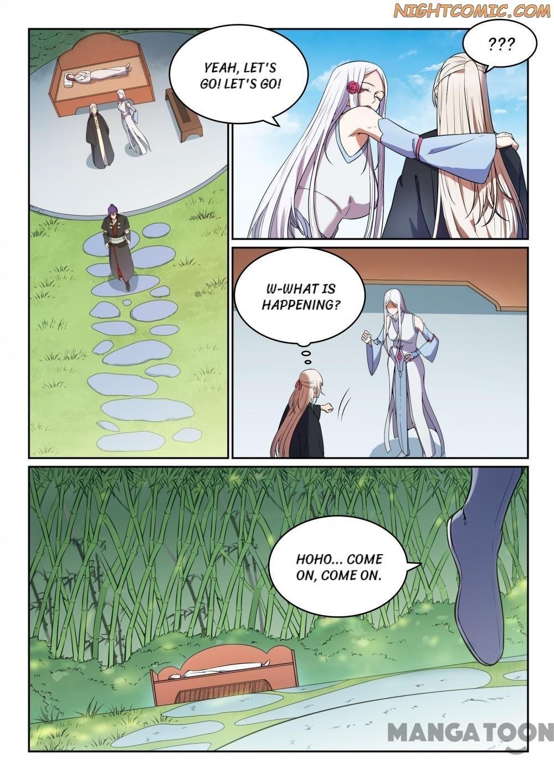 Manga Apotheosis - Chapter 460 Page 4