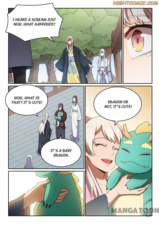 Manga Apotheosis - Chapter 460 Page 13