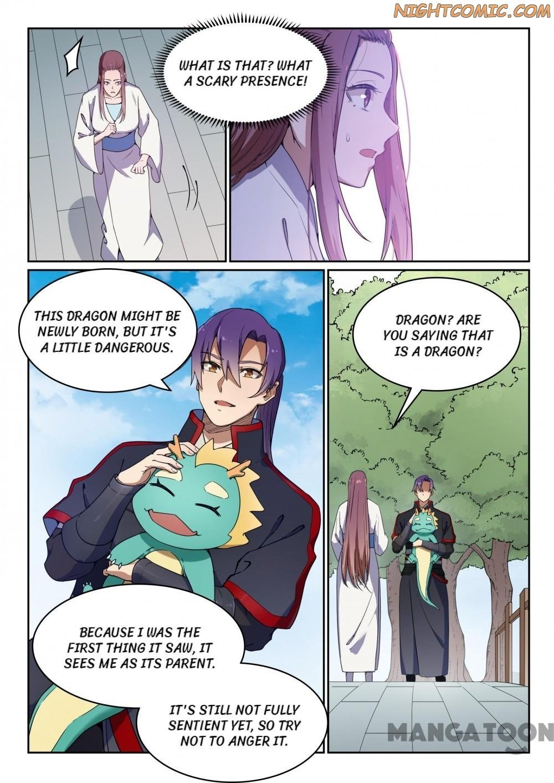 Manga Apotheosis - Chapter 460 Page 12
