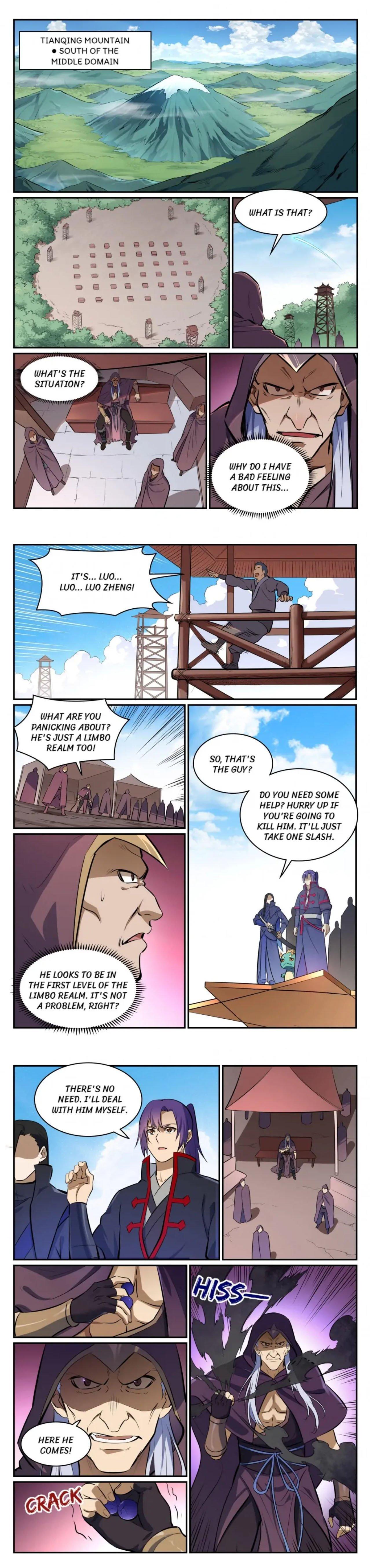 Manga Apotheosis - Chapter 461 Page 3
