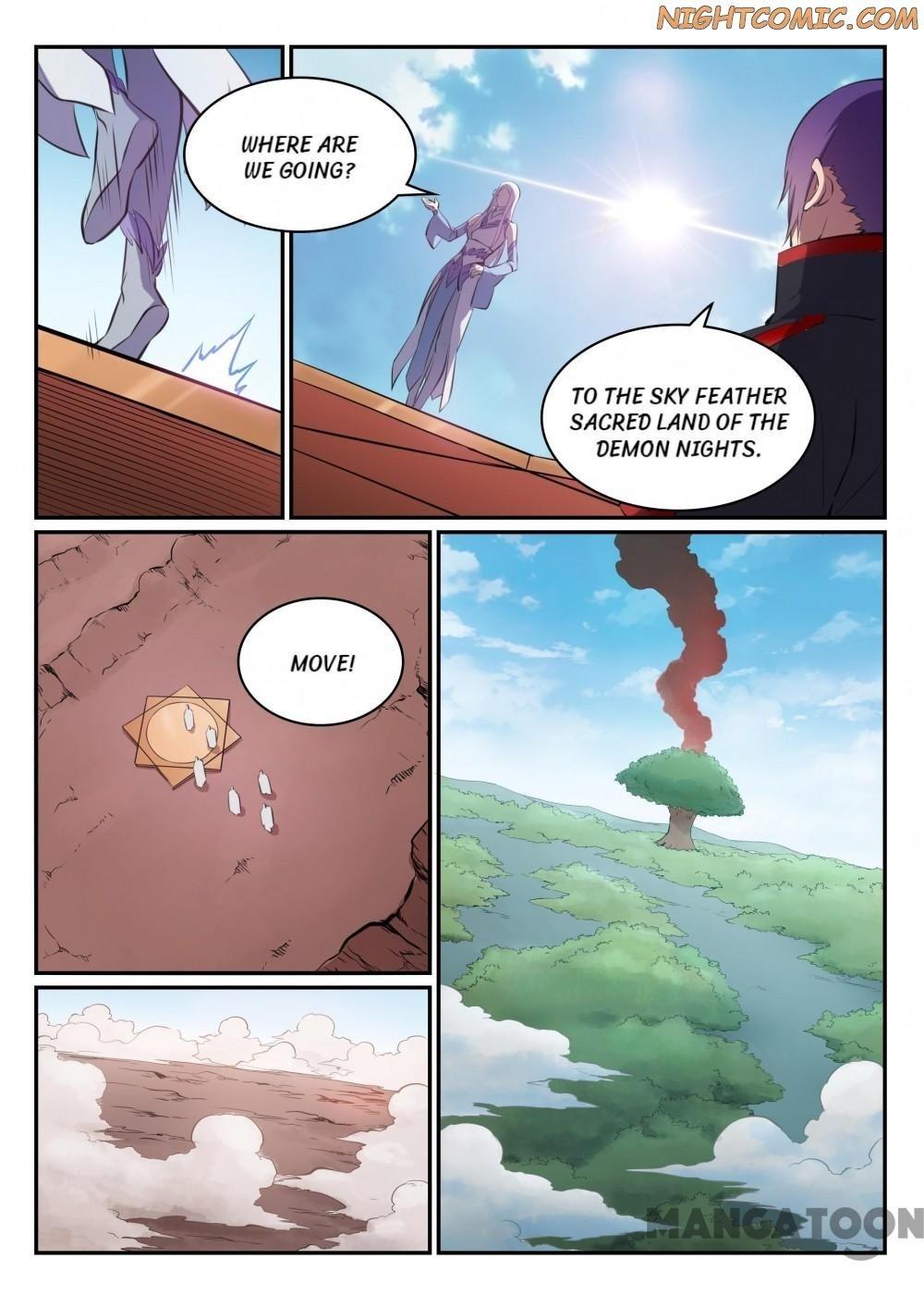 Manga Apotheosis - Chapter 463 Page 11