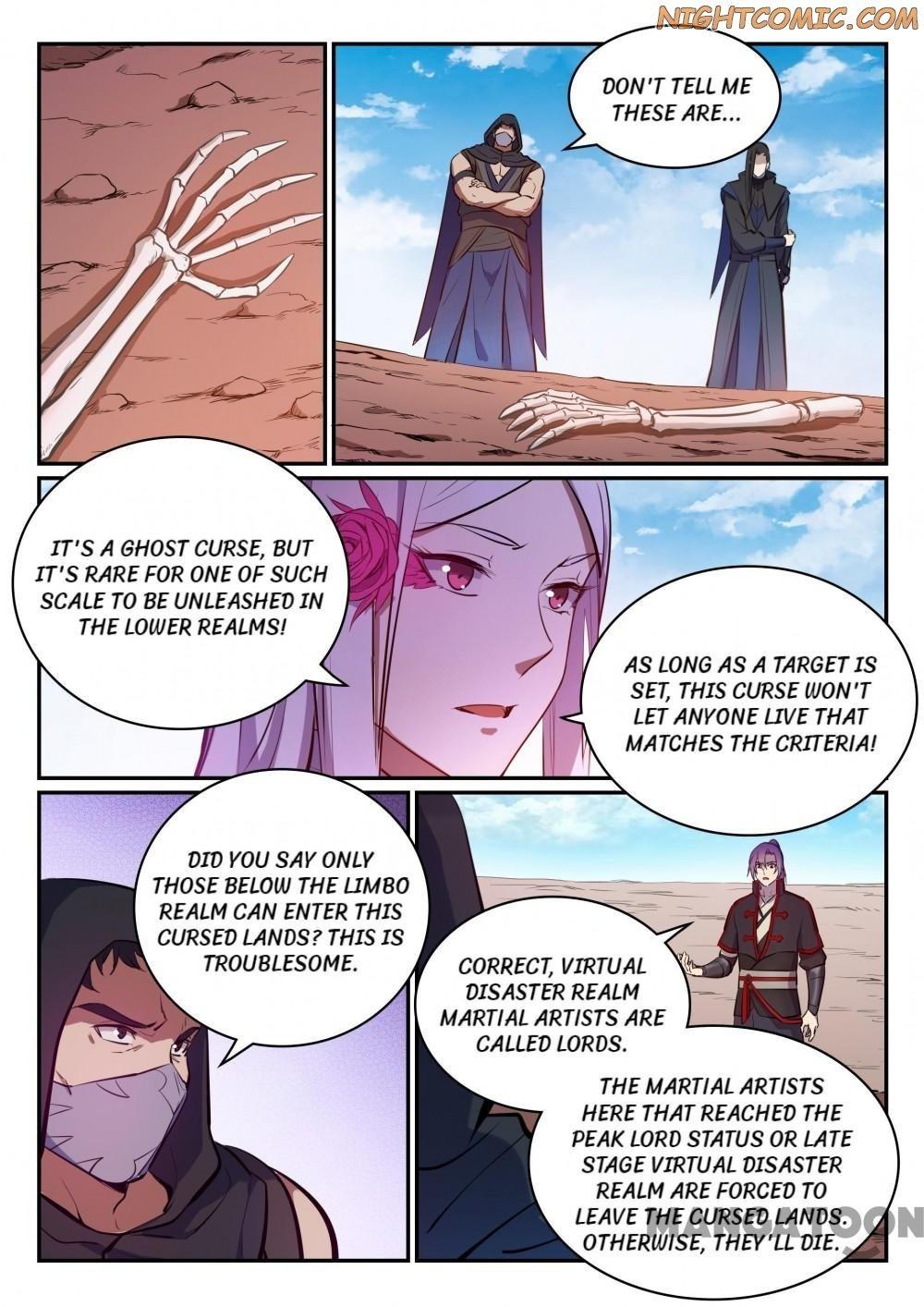 Manga Apotheosis - Chapter 463 Page 5