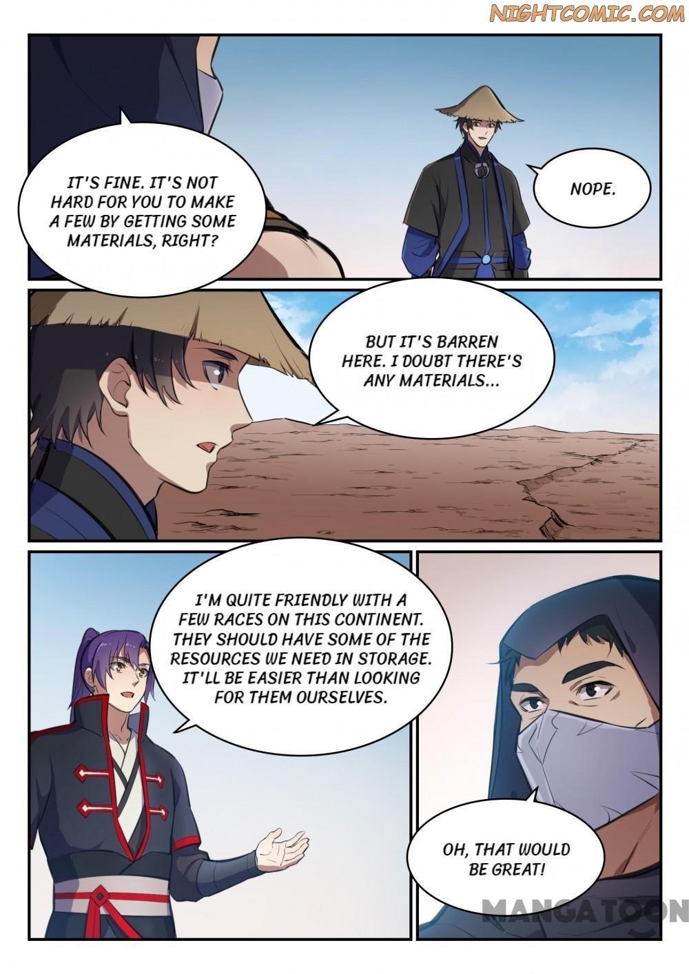 Manga Apotheosis - Chapter 463 Page 10