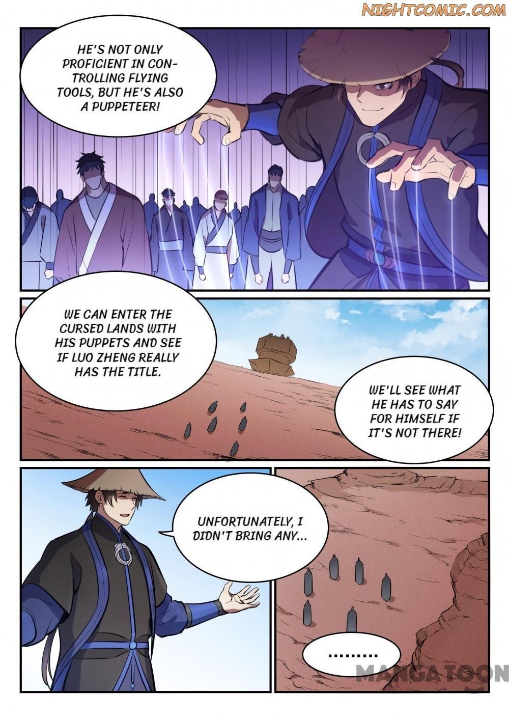 Manga Apotheosis - Chapter 463 Page 9