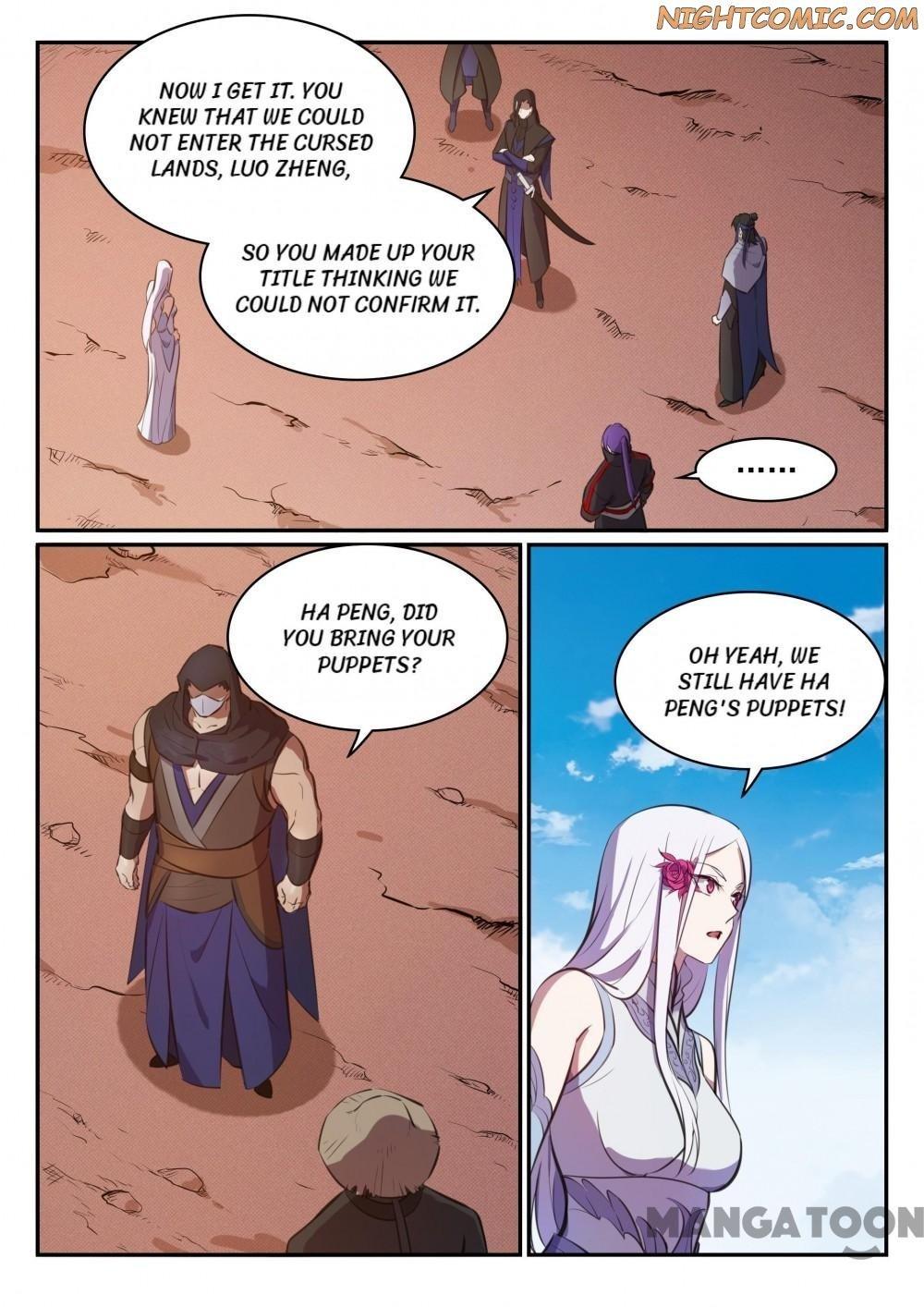 Manga Apotheosis - Chapter 463 Page 8