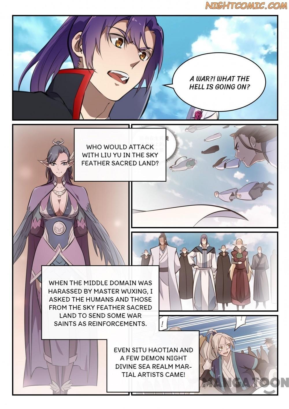 Manga Apotheosis - Chapter 463 Page 13