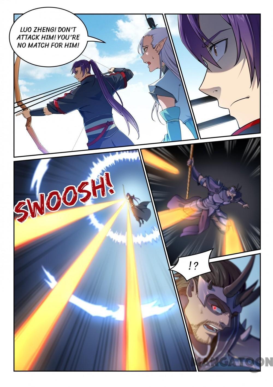 Manga Apotheosis - Chapter 465 Page 4