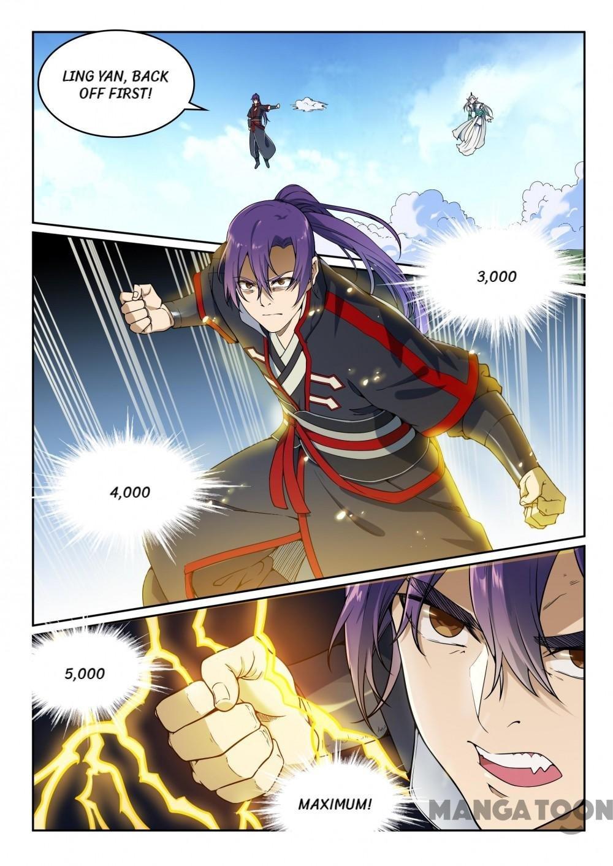 Manga Apotheosis - Chapter 465 Page 9