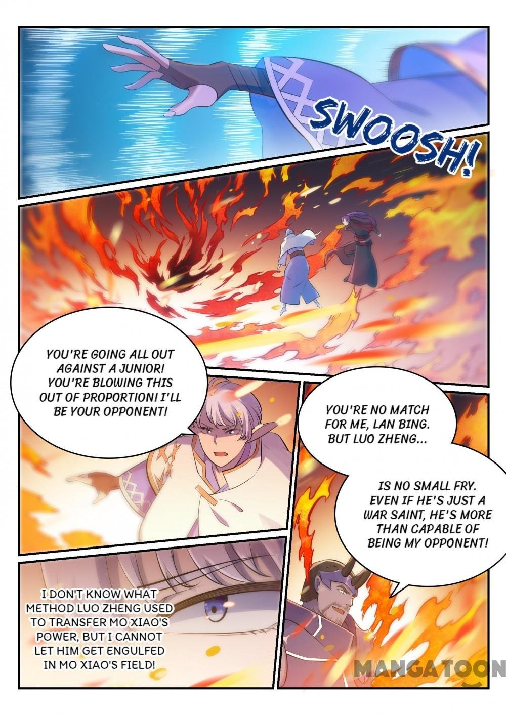 Manga Apotheosis - Chapter 466 Page 2