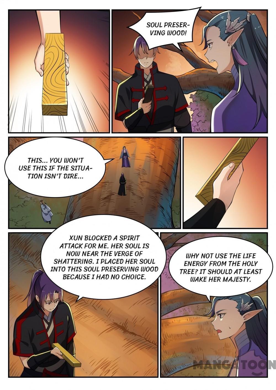 Manga Apotheosis - Chapter 468 Page 12