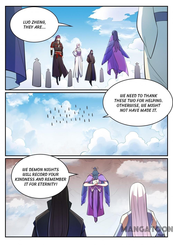 Manga Apotheosis - Chapter 468 Page 5