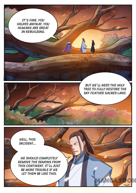 Manga Apotheosis - Chapter 468 Page 10