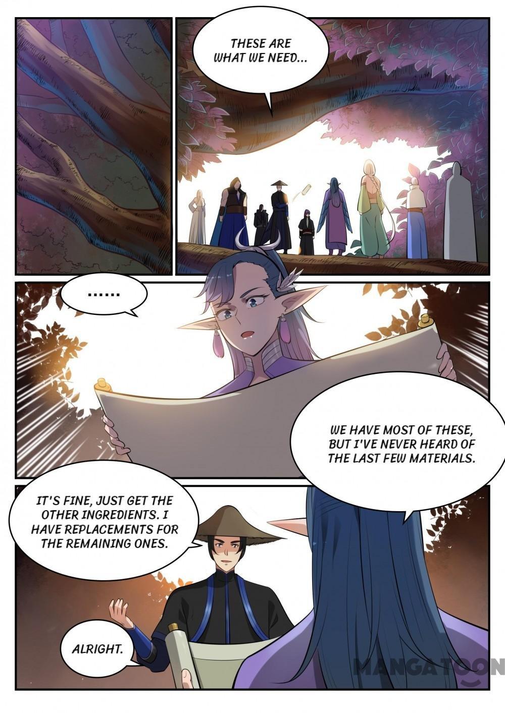 Manga Apotheosis - Chapter 468 Page 8