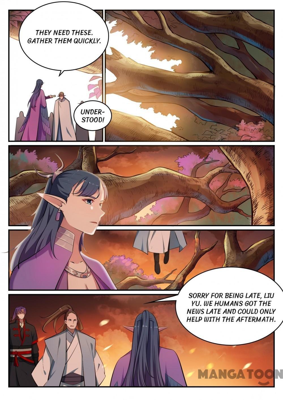 Manga Apotheosis - Chapter 468 Page 9