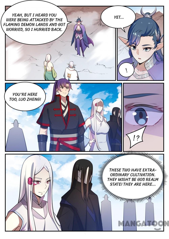 Manga Apotheosis - Chapter 468 Page 4