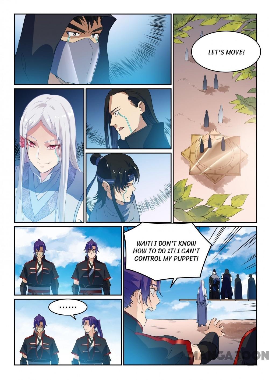 Manga Apotheosis - Chapter 469 Page 15