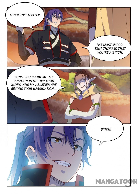 Manga Apotheosis - Chapter 469 Page 7