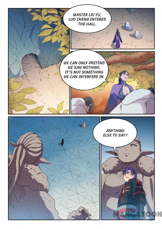 Manga Apotheosis - Chapter 469 Page 10
