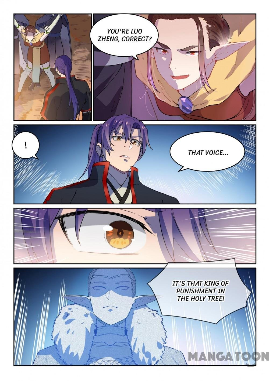 Manga Apotheosis - Chapter 469 Page 3