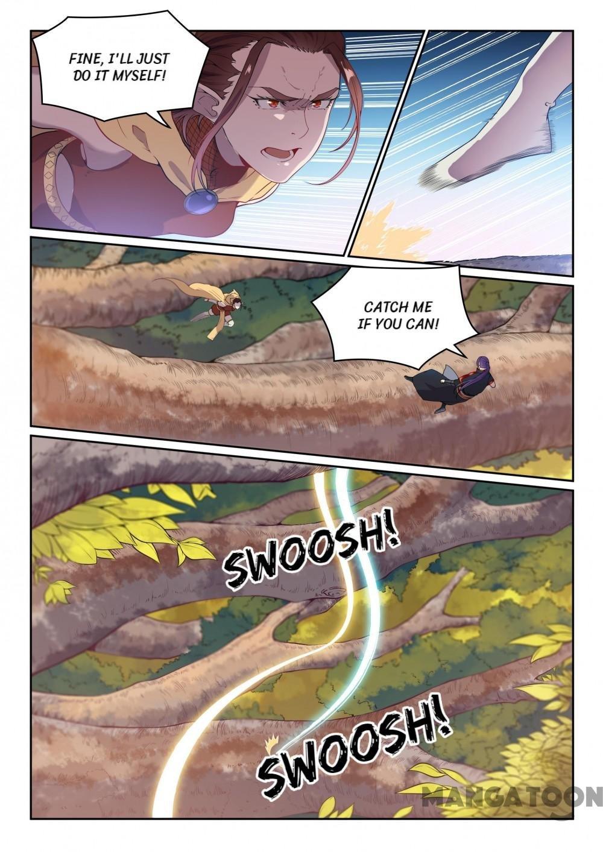 Manga Apotheosis - Chapter 469 Page 9
