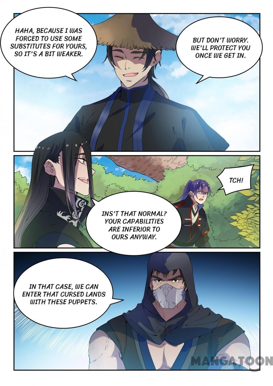 Manga Apotheosis - Chapter 469 Page 13