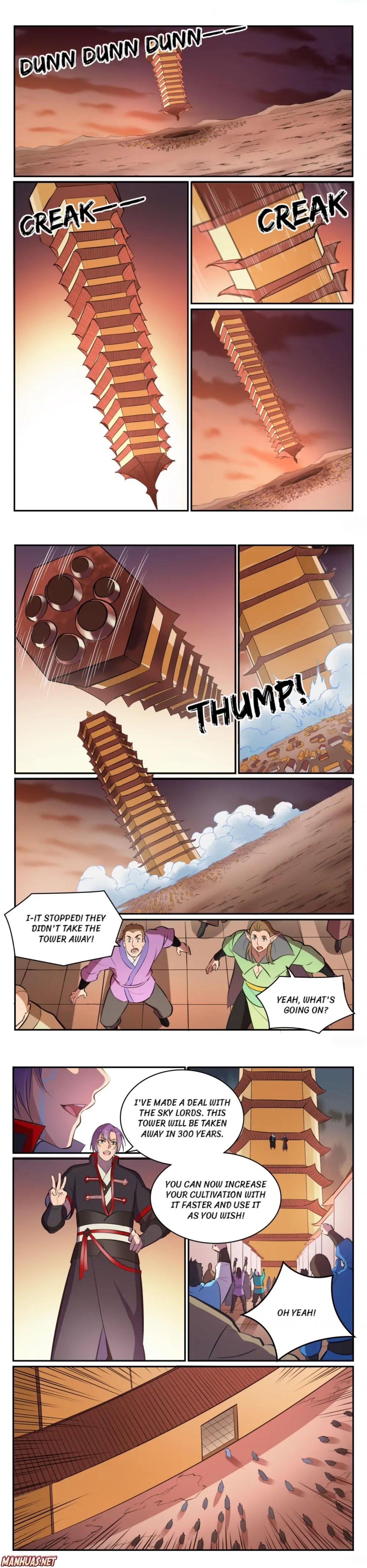 Manga Apotheosis - Chapter 472 Page 4