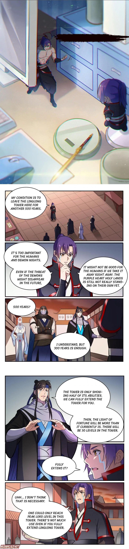 Manga Apotheosis - Chapter 472 Page 1