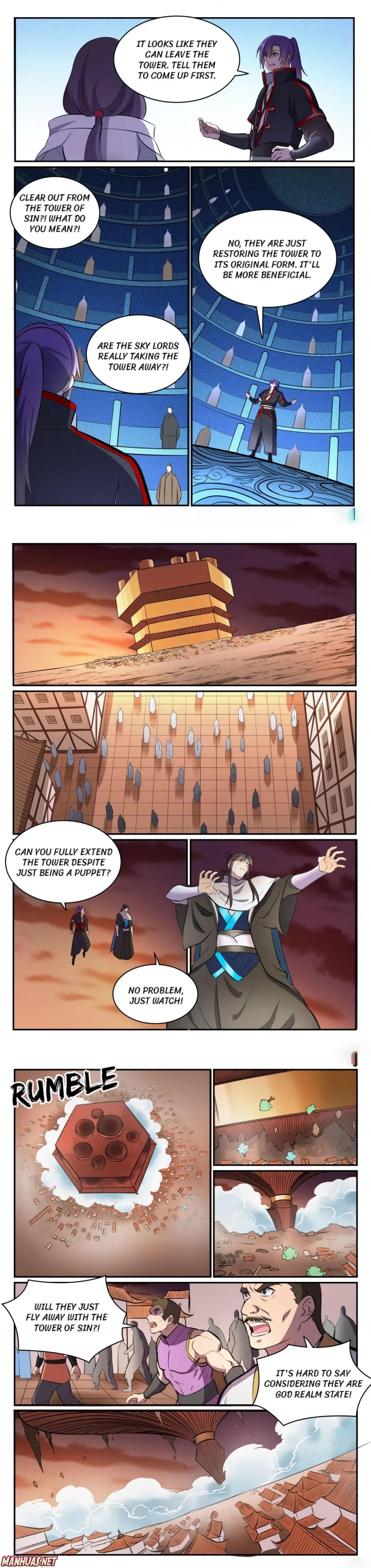 Manga Apotheosis - Chapter 472 Page 3