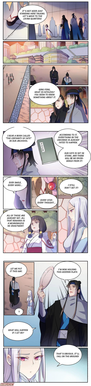 Manga Apotheosis - Chapter 471 Page 3