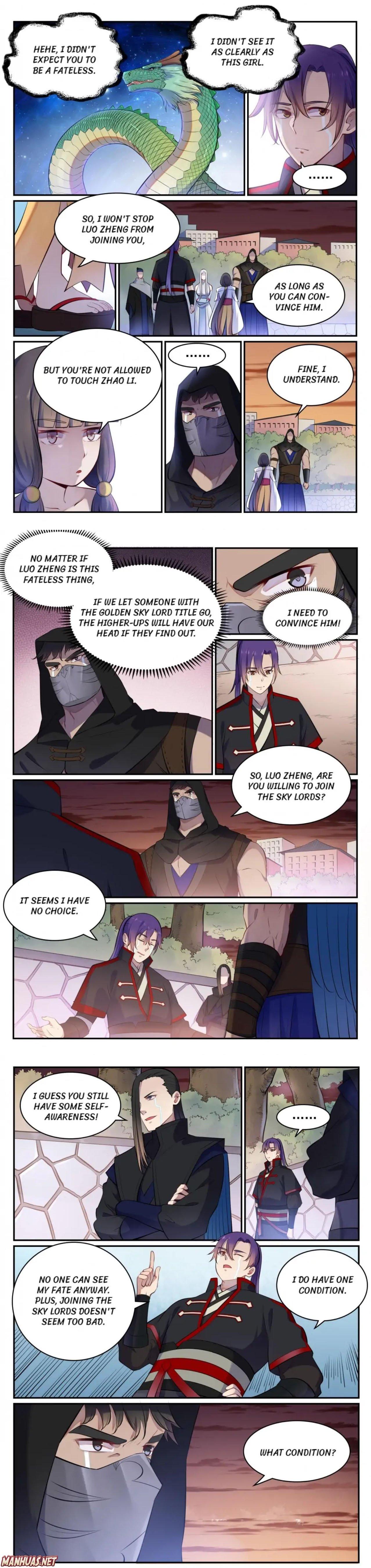 Manga Apotheosis - Chapter 471 Page 5