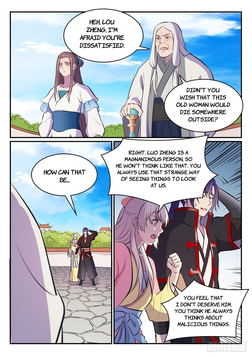 Manga Apotheosis - Chapter 473 Page 14