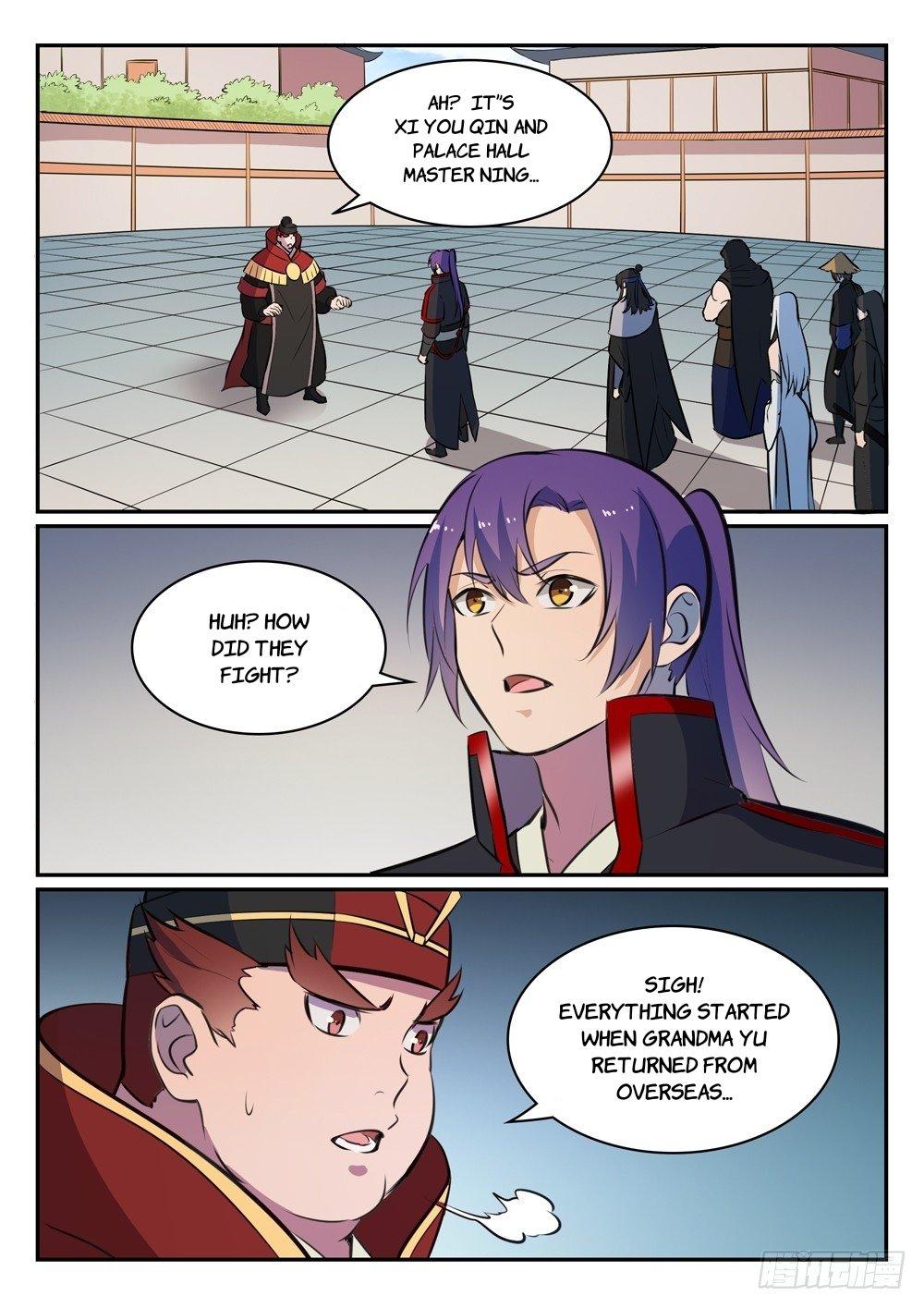 Manga Apotheosis - Chapter 473 Page 2