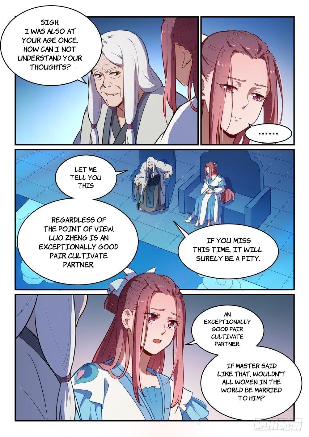 Manga Apotheosis - Chapter 474 Page 4
