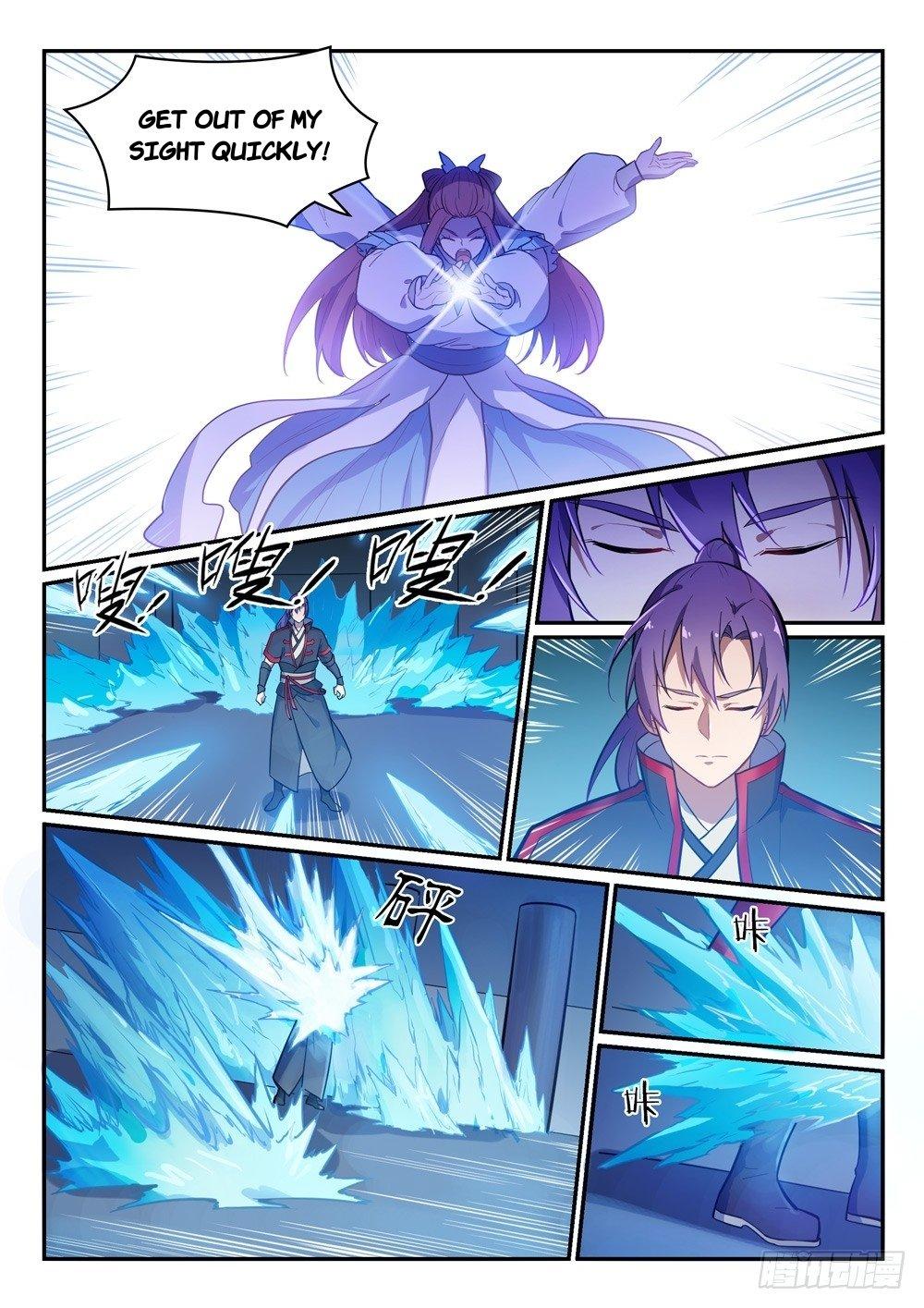 Manga Apotheosis - Chapter 474 Page 15