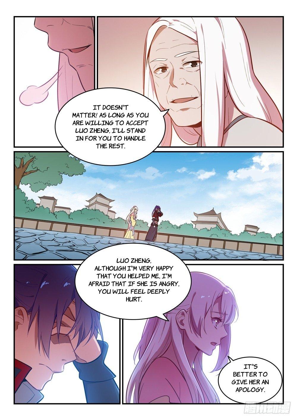 Manga Apotheosis - Chapter 474 Page 7