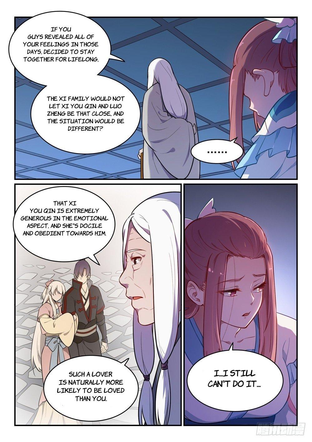 Manga Apotheosis - Chapter 474 Page 6