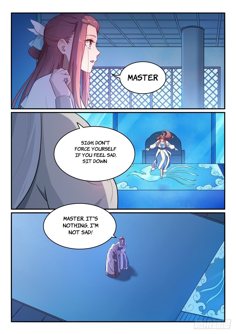 Manga Apotheosis - Chapter 474 Page 3