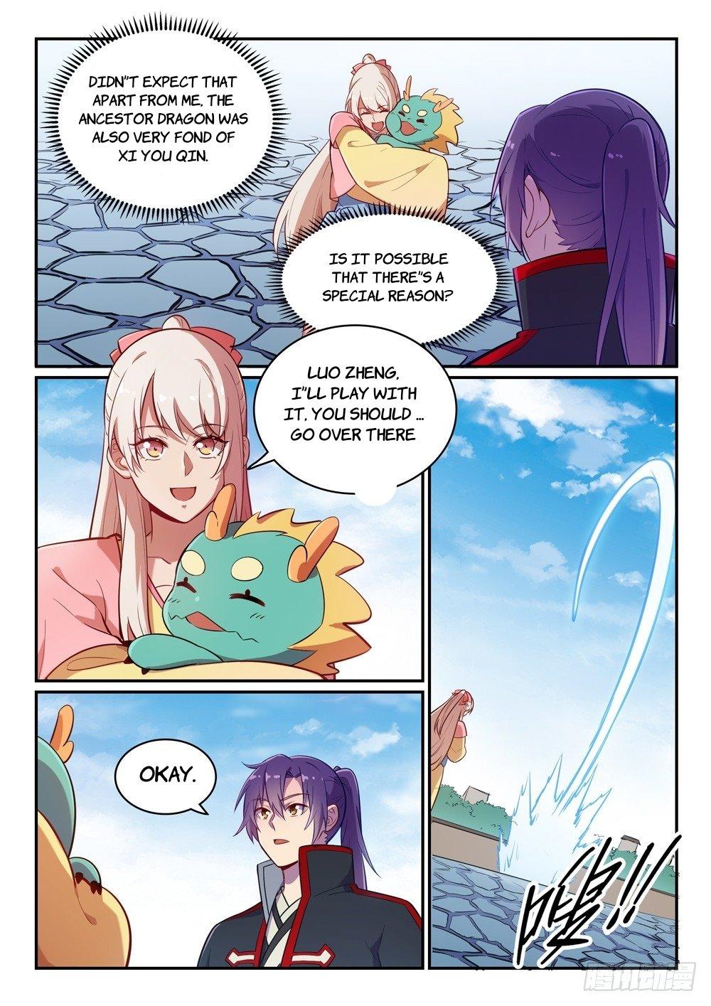 Manga Apotheosis - Chapter 474 Page 10