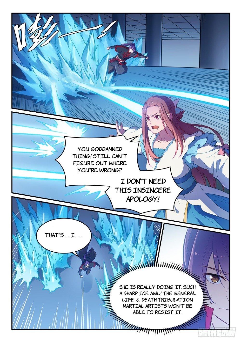 Manga Apotheosis - Chapter 474 Page 13