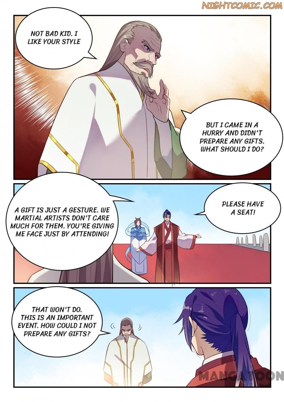 Manga Apotheosis - Chapter 476 Page 14