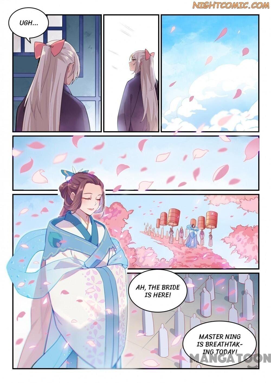 Manga Apotheosis - Chapter 476 Page 9