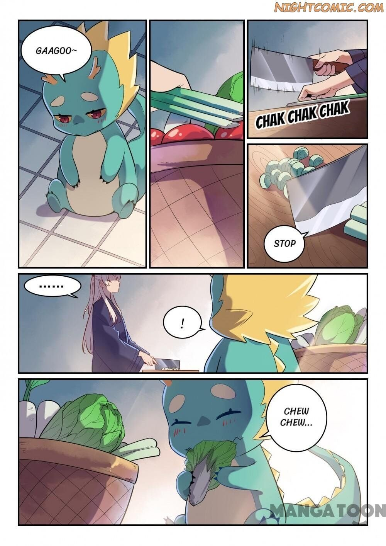 Manga Apotheosis - Chapter 476 Page 7