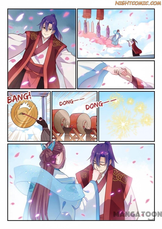 Manga Apotheosis - Chapter 476 Page 10