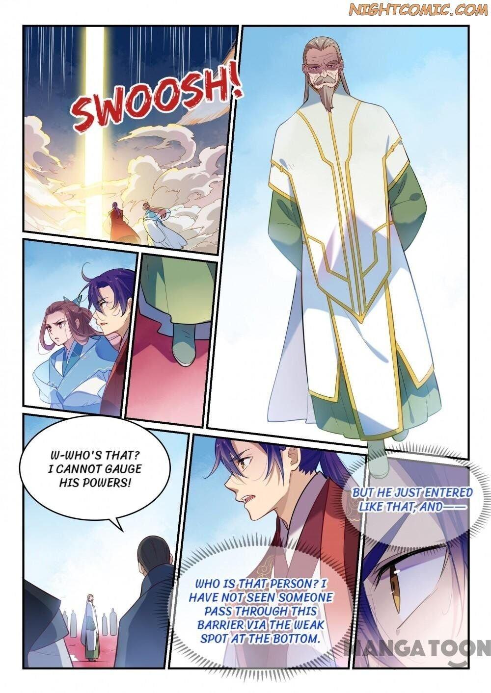 Manga Apotheosis - Chapter 476 Page 12