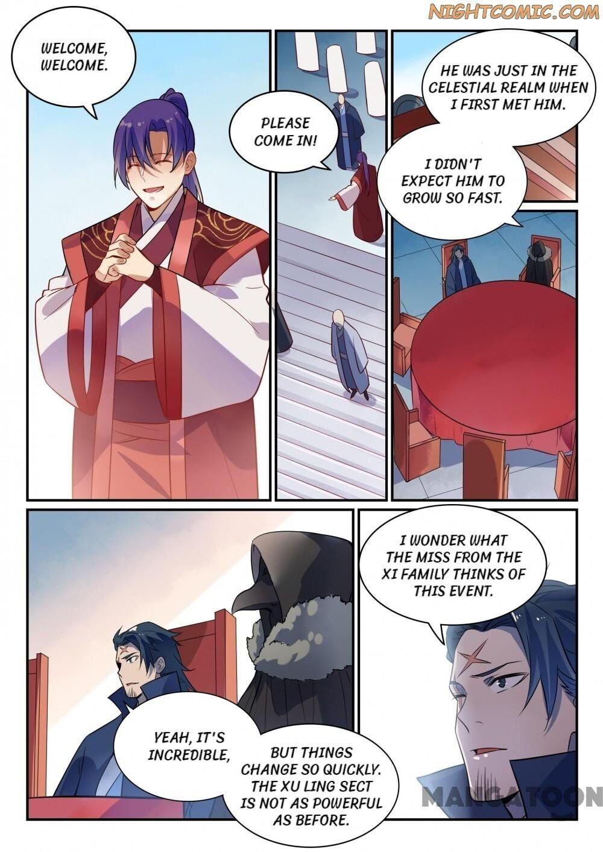 Manga Apotheosis - Chapter 476 Page 3