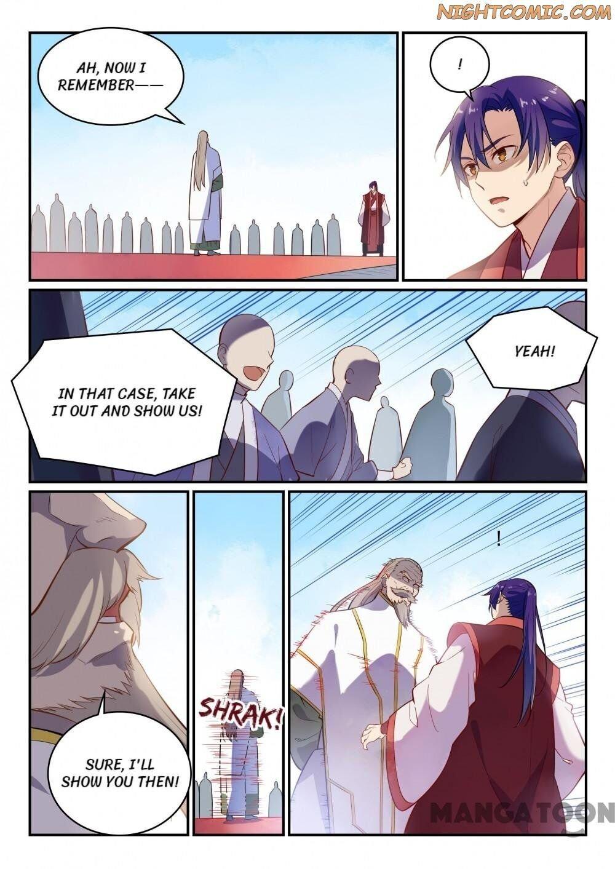Manga Apotheosis - Chapter 476 Page 15