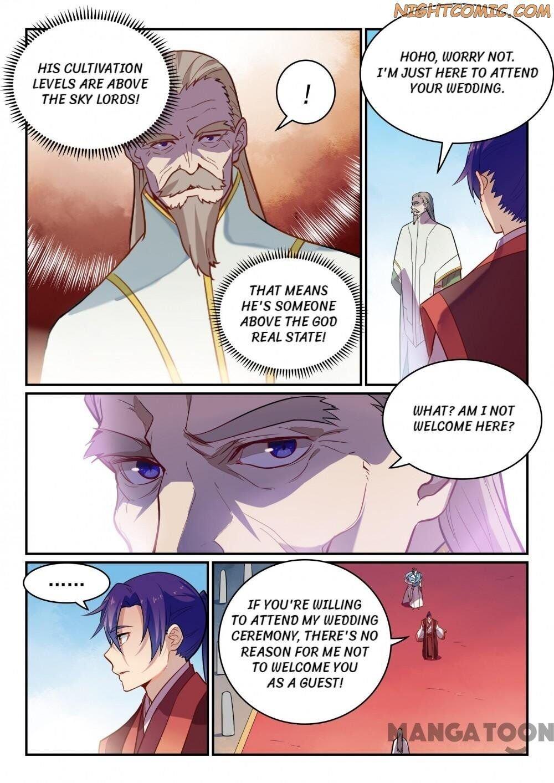 Manga Apotheosis - Chapter 476 Page 13