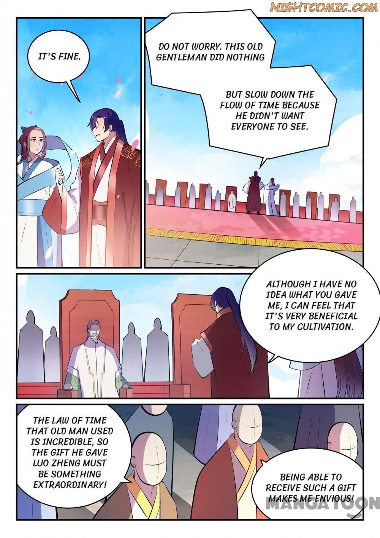 Manga Apotheosis - Chapter 477 Page 11