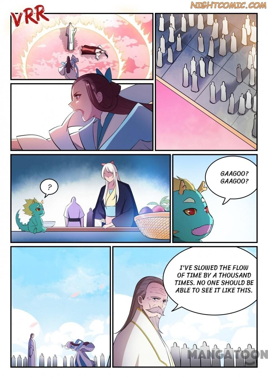 Manga Apotheosis - Chapter 477 Page 3