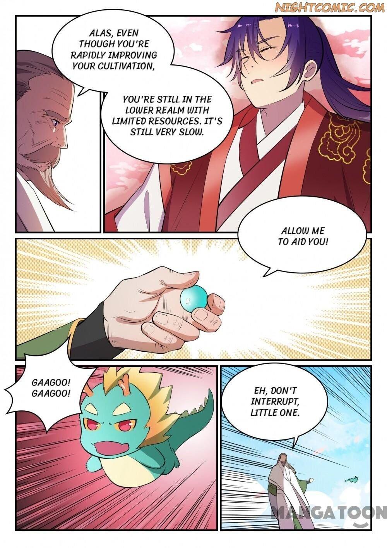 Manga Apotheosis - Chapter 477 Page 4